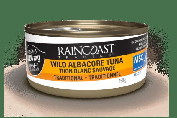 Canned Albacore Tuna