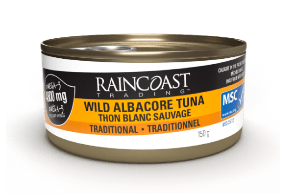Albacore tuna traditional - Seafood