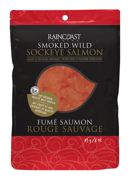 Wild Salmon Lox